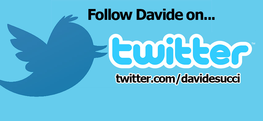 Davide Succi is on Twitter – Follow him now