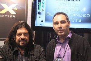 Davide Succi and Alan Parsons