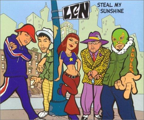 Len Steal my sunshine (DavideSucci remix)
